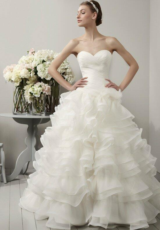 Adriana Alier 170-GREDOS Wedding Dress photo