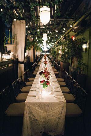 Gramercy Park Hotel Rooftop Reception