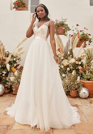 Beloved by Casablanca Bridal BL349 Daria Ball Gown Wedding Dress