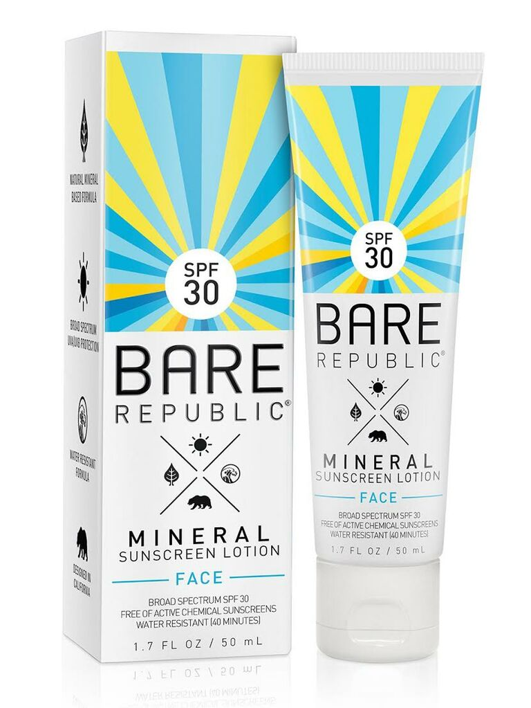 BareRepublic sunscreen