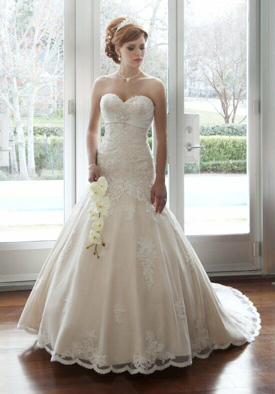 1 Wedding by Mary's Bridal 6292 Wedding Dress photo