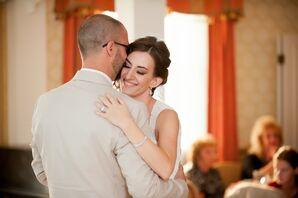 John and Lori First Dance