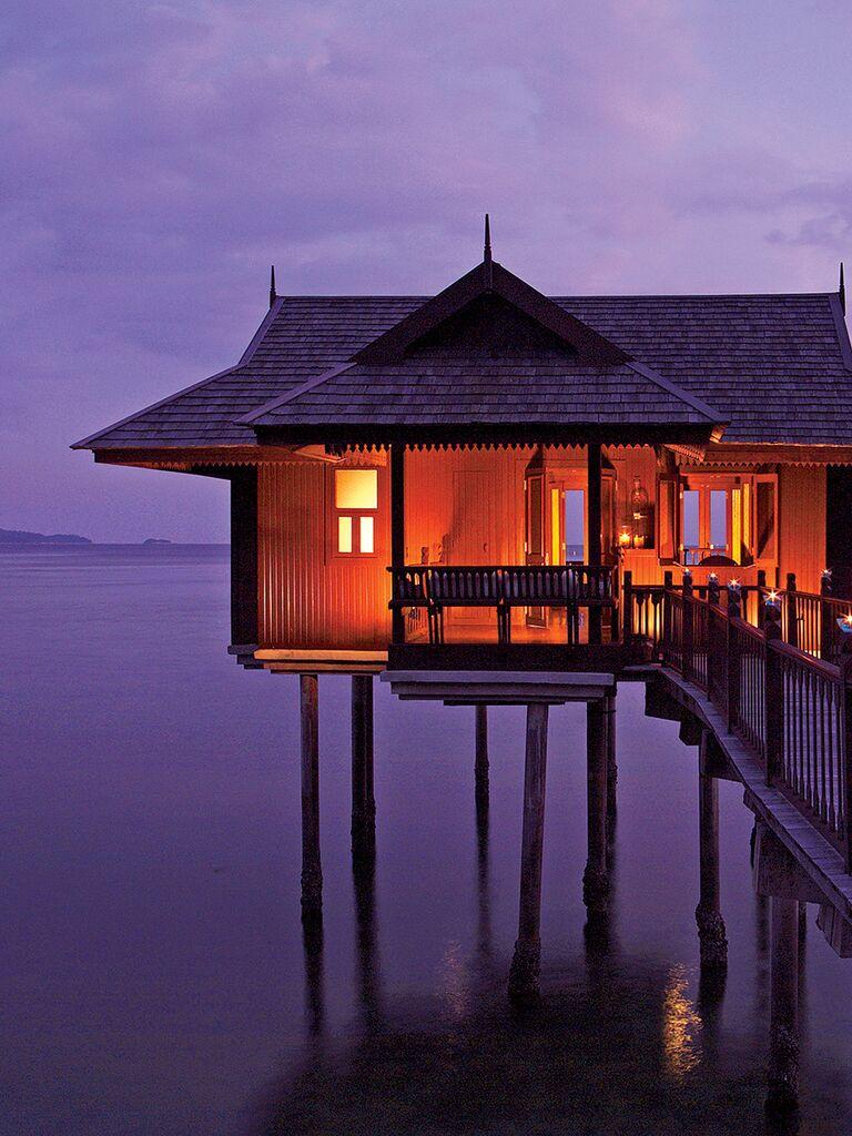 Malaysia honeymoon idea