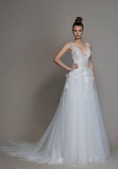 LOVE by Pnina Tornai for Kleinfeld 4735T Wedding Dress