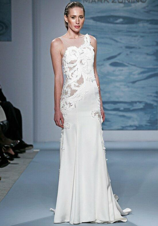 Mark Zunino for Kleinfeld 105 Wedding Dress photo
