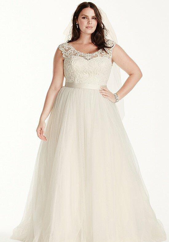 David's Bridal David's Bridal Woman Style 9WG3741 Wedding Dress photo