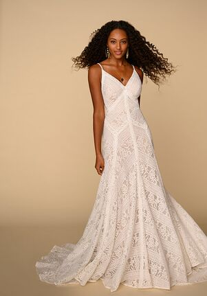 All Who Wander Reece Sheath Wedding Dress