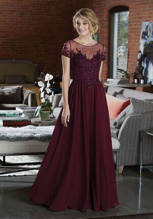 Morilee by Madeline Gardner Bridesmaids 21585 Illusion Bridesmaid Dress