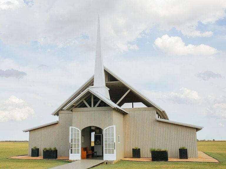 Texas Hill Country wedding venue in New Braunfels, Texas.
