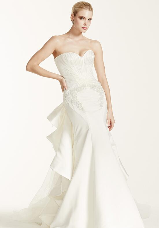 Truly Zac Posen at David's Bridal Truly Zac Posen Style ZP345004 Wedding Dress photo