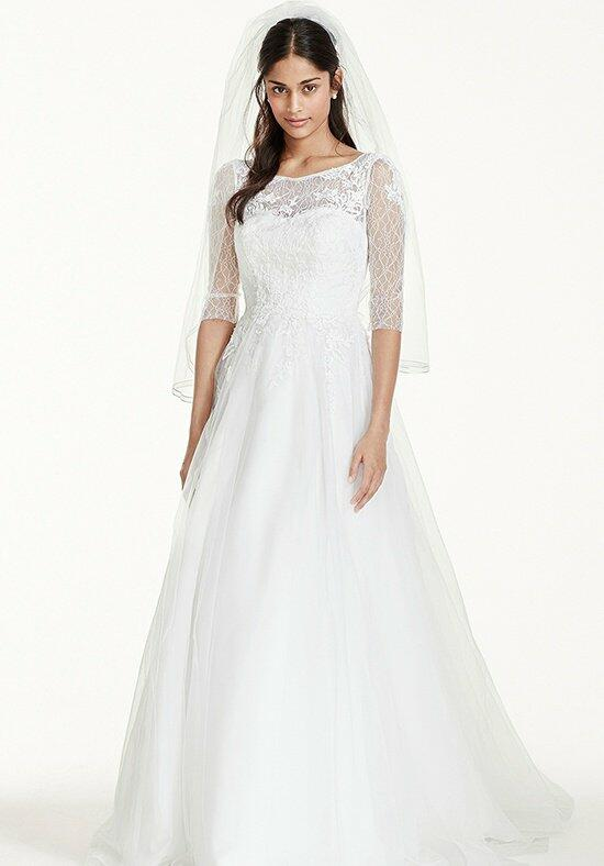 David's Bridal David's Bridal Collection Style WG3742 Wedding Dress photo