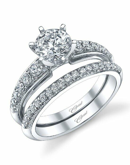 Coast Diamond Charisma Collection - LC5339 &WC5339 Engagement Ring photo