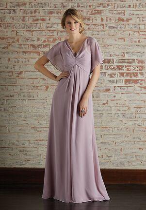 Morilee by Madeline Gardner Bridesmaids 21594 V-Neck Bridesmaid Dress