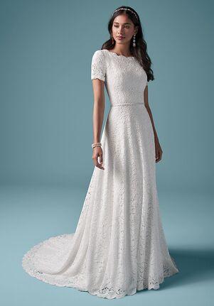 Maggie Sottero PRESCOTT A-Line Wedding Dress