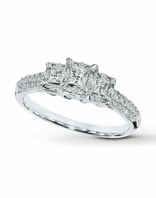 Kay Jewelers 991077304 Engagement Ring photo