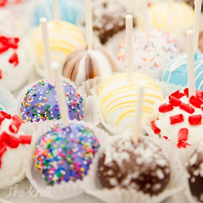 Reception Cake Pops