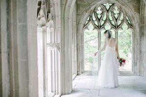 Angelo Lambrou Couture Wedding Dress