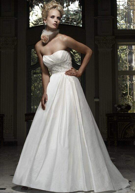 Cb couture b024 wedding dress the knot for Cb couture wedding dresses