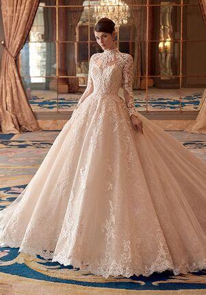 Demetrios DP432 Ball Gown Wedding Dress