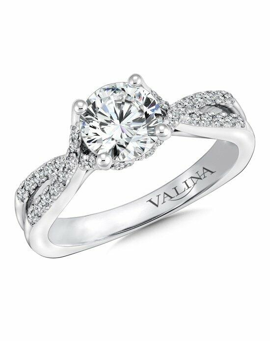 Valina R9637W Engagement Ring photo