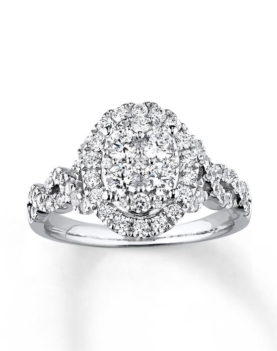 Kay Jewelers 80817911 Engagement Ring photo