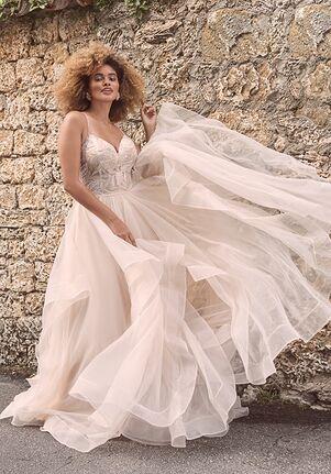 Maggie Sottero TIMBREY Ball Gown Wedding Dress