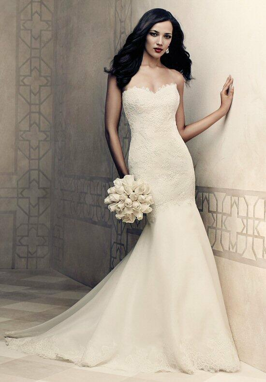 Paloma Blanca 4358 Wedding Dress photo
