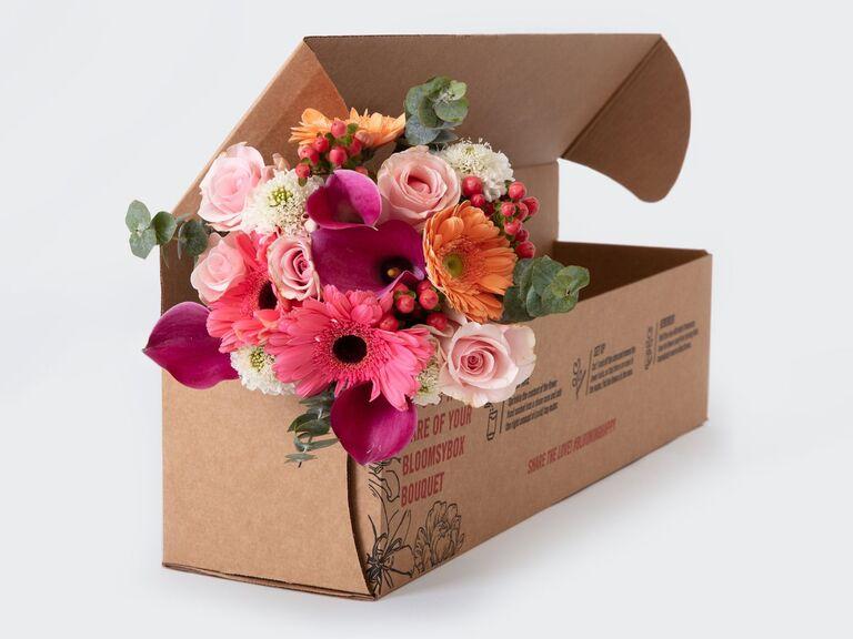 Flower subscription gift for boyfriend/girlfriend's parents