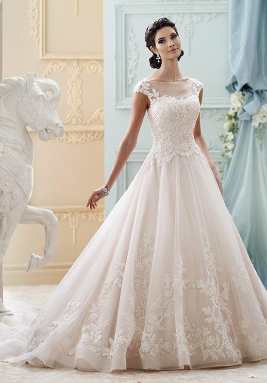 David Tutera for Mon Cheri 215281 - Sherri Wedding Dress photo
