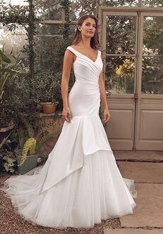 Justin Alexander Amara Mermaid Wedding Dress