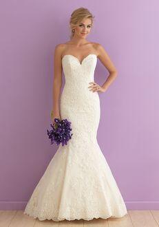 Allure Romance 2906 Mermaid Wedding Dress