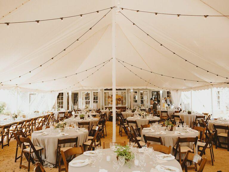 Texas Hill Country wedding venue in Fredericksburg, Texas.