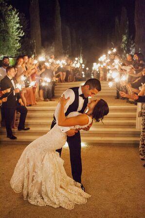 Elegant Ranch Wedding in California