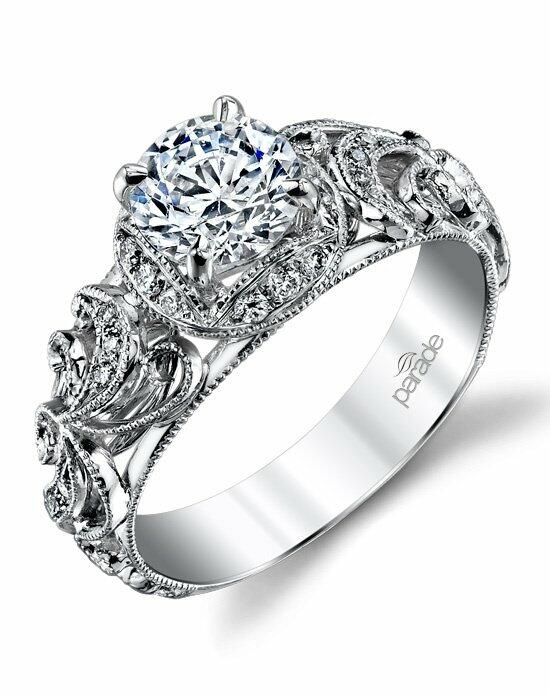 Parade Design Style R3071 from the Hera Collection Engagement Ring photo