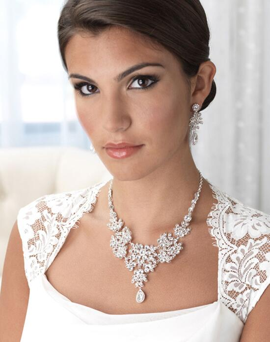 USABride Extravagence Jewelry Set (JS-1649) Wedding Necklaces photo
