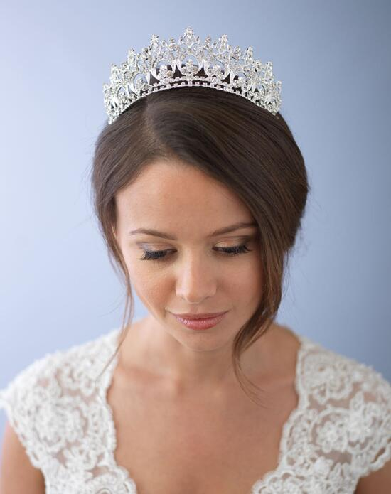 USABride Vera Royal Bridal Crown TI-3297 Wedding Tiaras photo