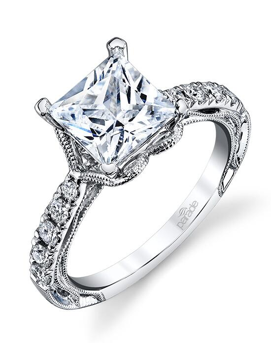 Parade Design Style R3049/S2 from the Hera Collection Engagement Ring photo