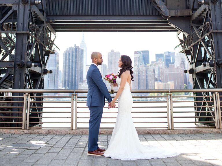 New York City Brooklyn wedding