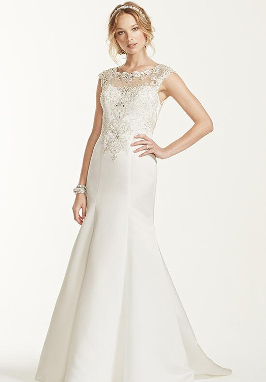 David's Bridal Galina Signature Style WG3731 Wedding Dress photo