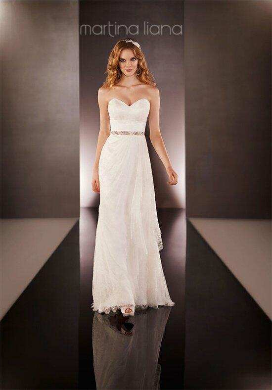 Martina Liana 608 Wedding Dress photo