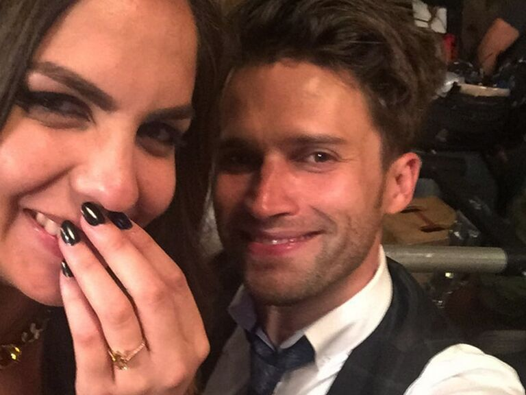 Katie Maloney and Tom Schwartz of Vanderpump Rules are engaged
