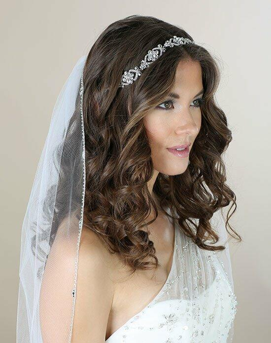 Bel Aire Bridal 6586 Wedding Headbands photo