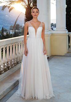 Justin Alexander 88118 A-Line Wedding Dress