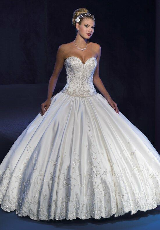 Karelina sposa exclusive c7602 wedding dress the knot for How do you preserve a wedding dress