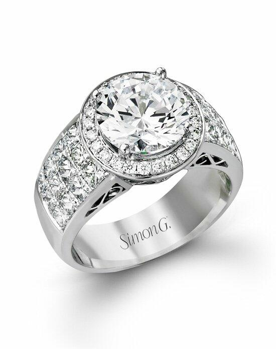 Simon G. Jewelry MR1656 Engagement Ring photo