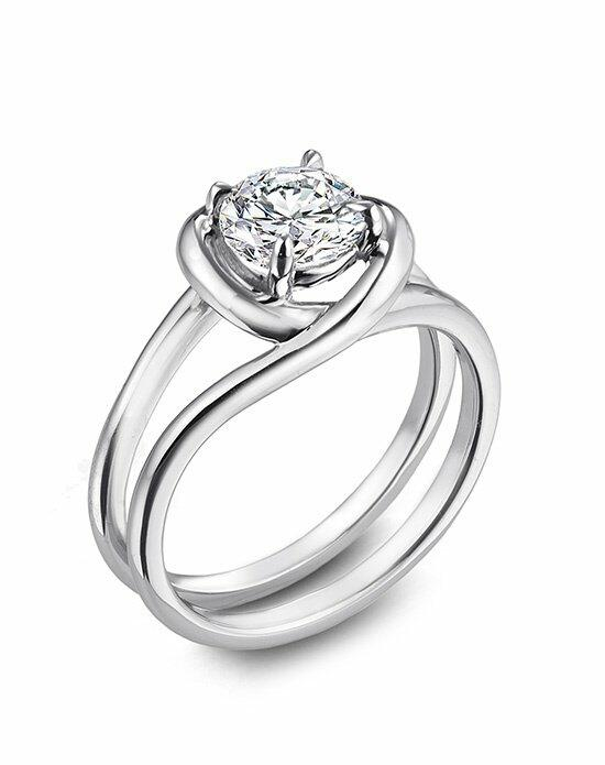 Platinum Must Haves Laurence Bruyinckx Platinum and Diamond Engagement Ring Engagement Ring photo