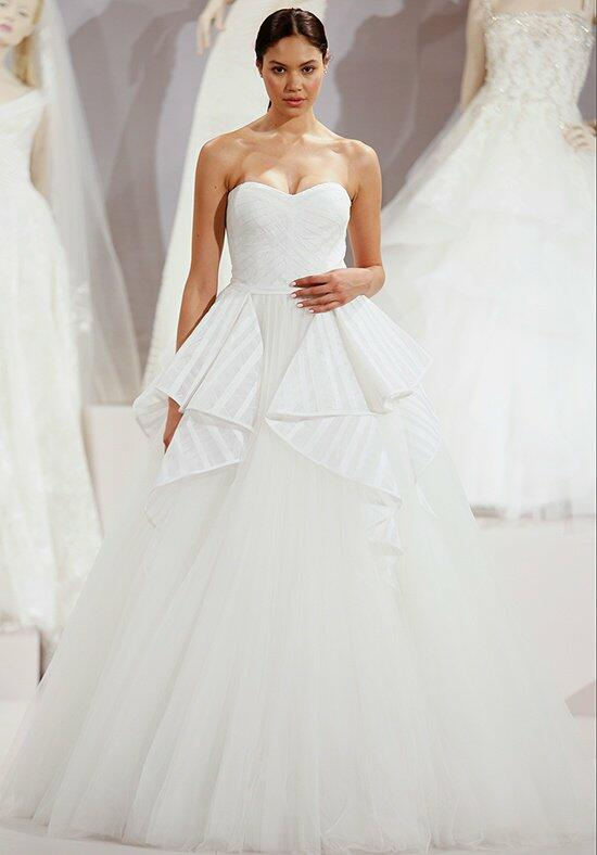 Tony Ward for Kleinfeld Vanity Wedding Dress photo