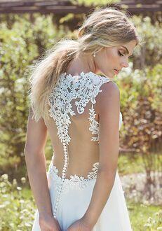 Lillian West 6484 A-Line Wedding Dress