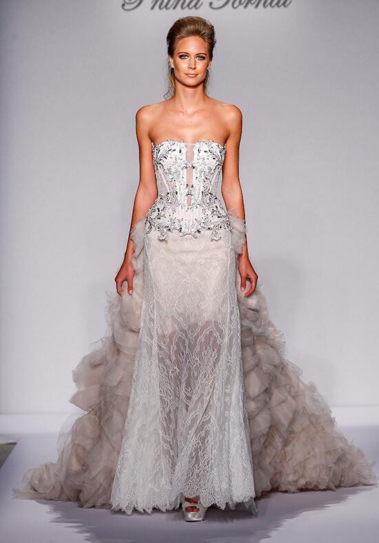 Pnina Tornai for Kleinfeld 4463 Wedding Dress photo