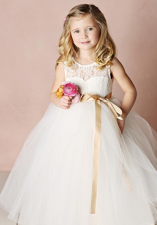 FATTIEPIE Elizabeth Flower Girl Dress photo
